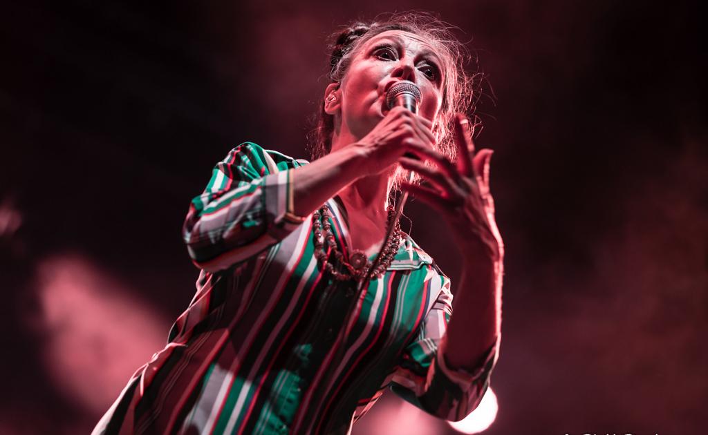 Catherine Ringer à Mèze 2018