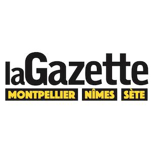 Logo La Gazette Montpellier Nîmes Sète