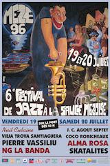 Festival de Thau 1996