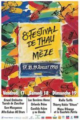 Festival de Thau 1998