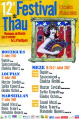 Festival de Thau 2002