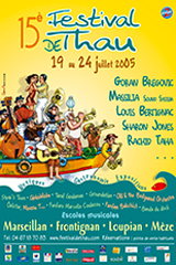 Festival de Thau 2005