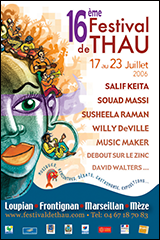 Festival de Thau 2006