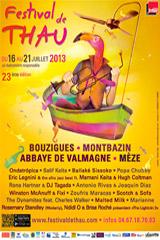 Festival de Thau 2013