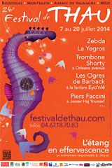 Festival de Thau 2014