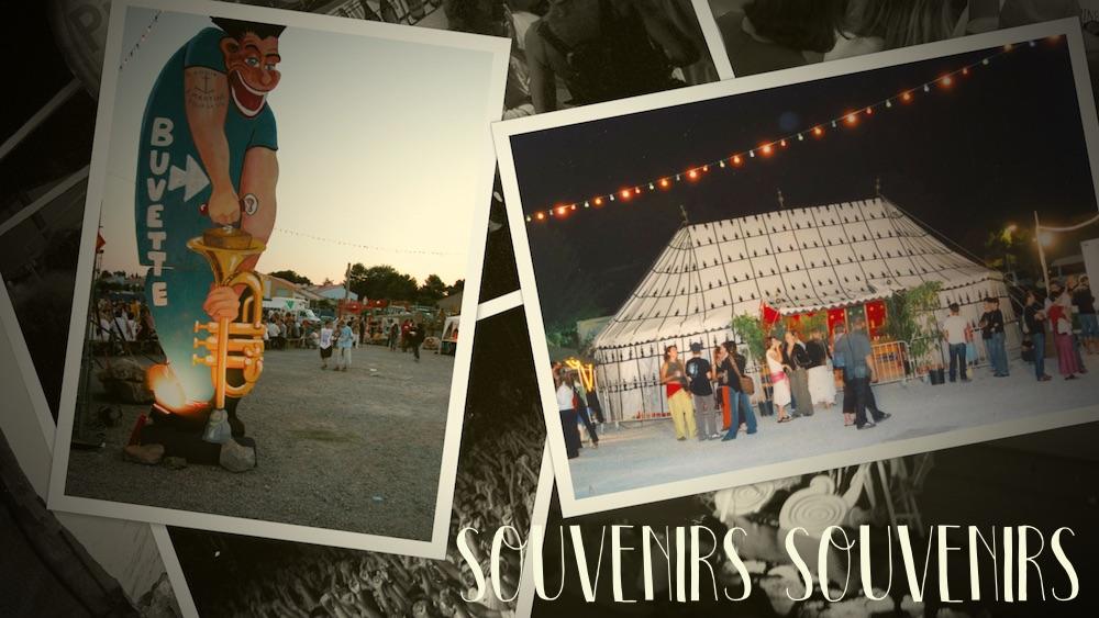 Collecte de souvenirs - 30 ans Festival de Thau