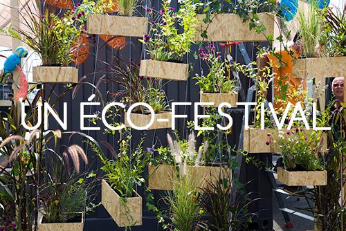 Un éco-festival